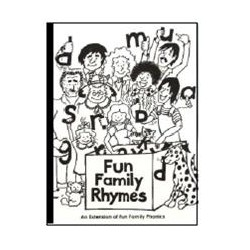 Fun Family Rhymes - Book 2