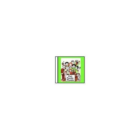 Fun Family Phonics - CD Stories & Songs