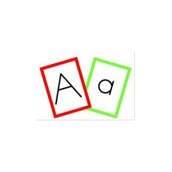 Fun Family Phonics - Upper & Lower Case Letters