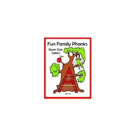 Fun Family Phonics - Book 1A w/ CD