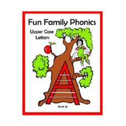 Fun Family Phonics - Book 1A (no CD) (Upper Case)